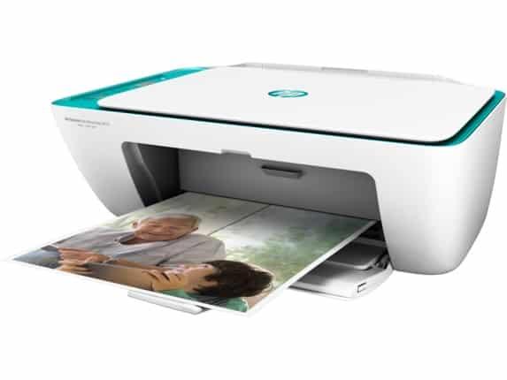 como instalar impressora hp