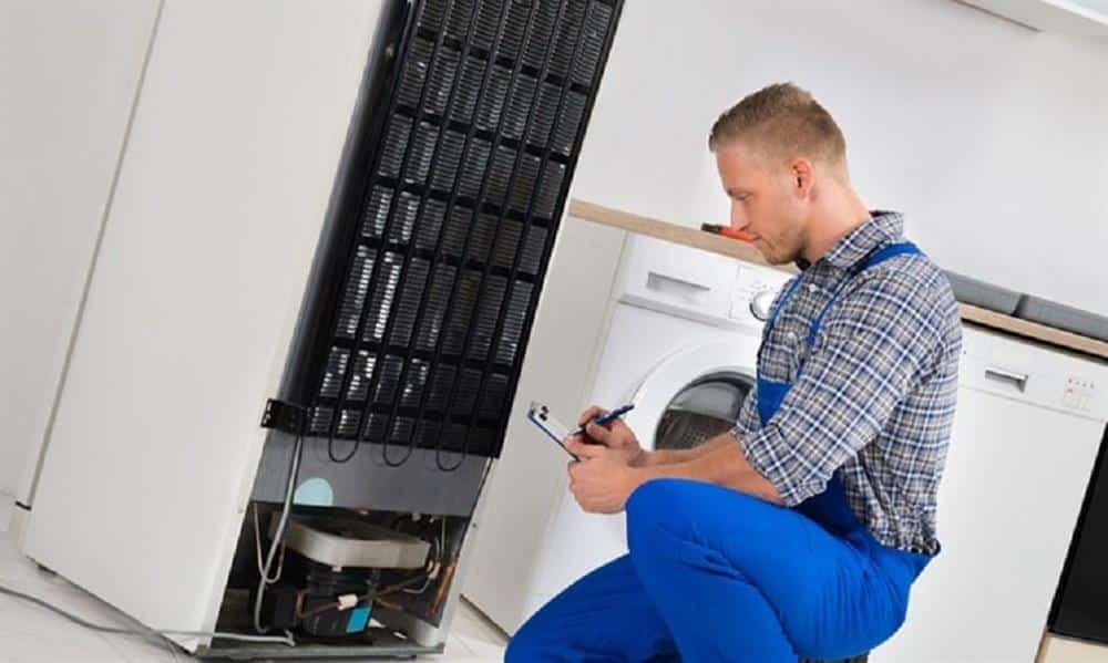 assistência técnica de geladeira brastemp
