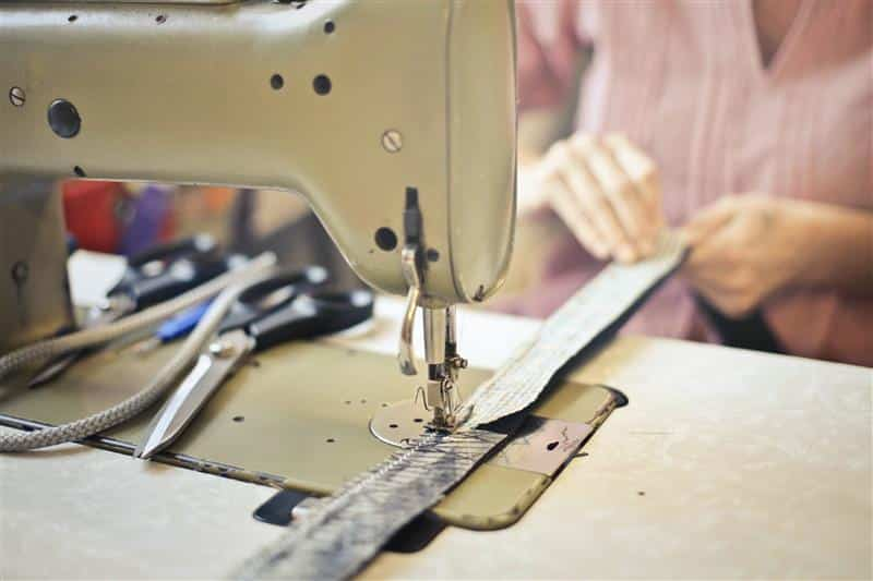 Conserto de máquina de costura Elgin